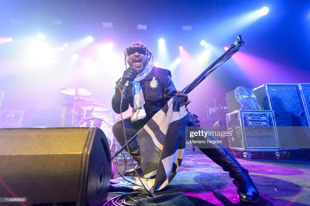 ESP: Skindred Perform In Concert In Madrid