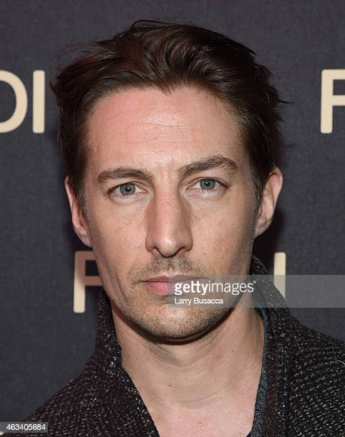 Benn Northover attends FENDI celebrates the opening of the New York flagship store on February 13 2015 in New York City