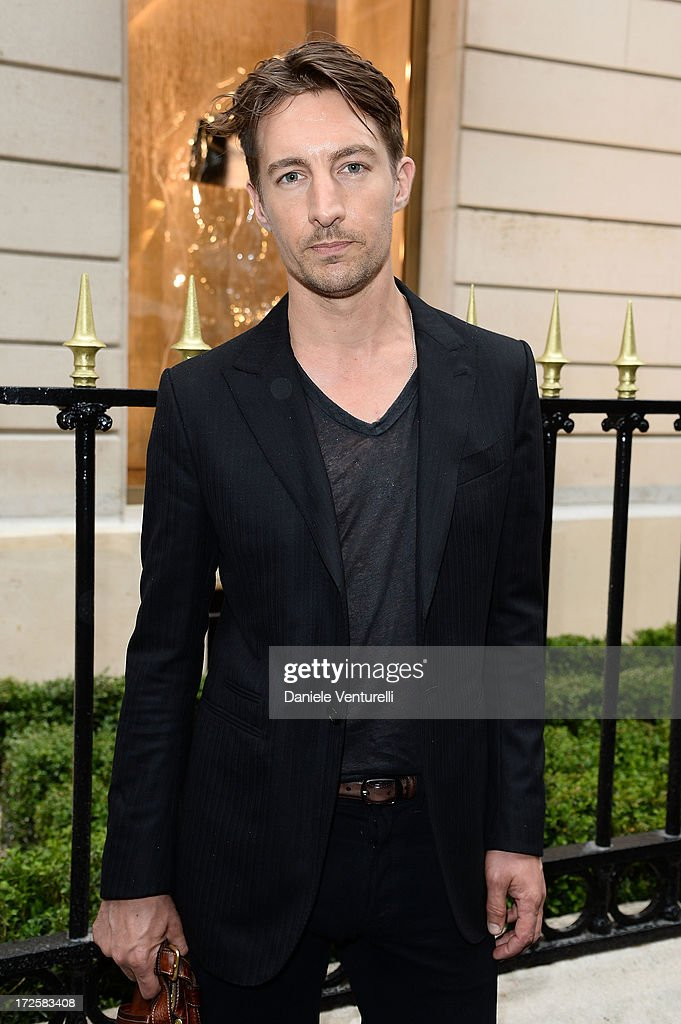Benn Northover attends the opening of Fendi's new boutique at 51 Avenue Montaine on July 3, 2013 in Paris, France.