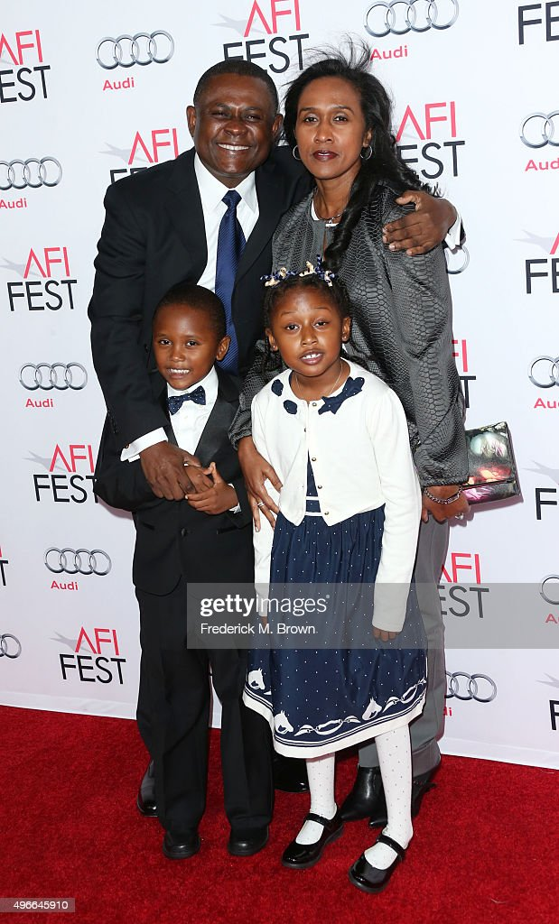 """AFI FEST 2015 Presented By Audi Centerpiece Gala Premiere Of Columbia Pictures' """"Concussion"""" - Arrivals"""