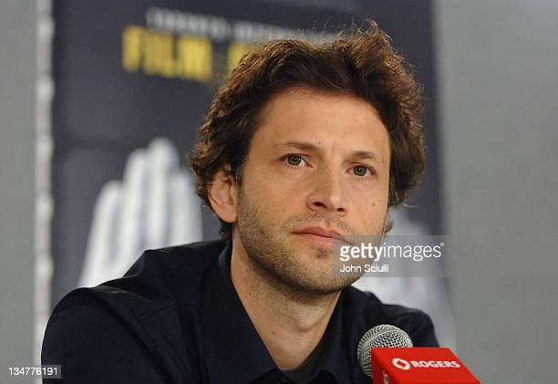 Bennett Miller director during 2005 Toronto Film Festival 'Capote' Press Conference at Sutton Place Hotel in Toronto Canada