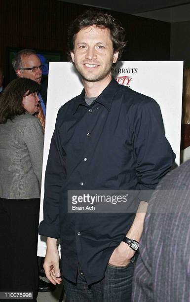 Bennett Miller during 'Boffo' The Premiere of HBO Documentary Films in New York June 12 2006 at The Time Warner Theatre in New York New York United...