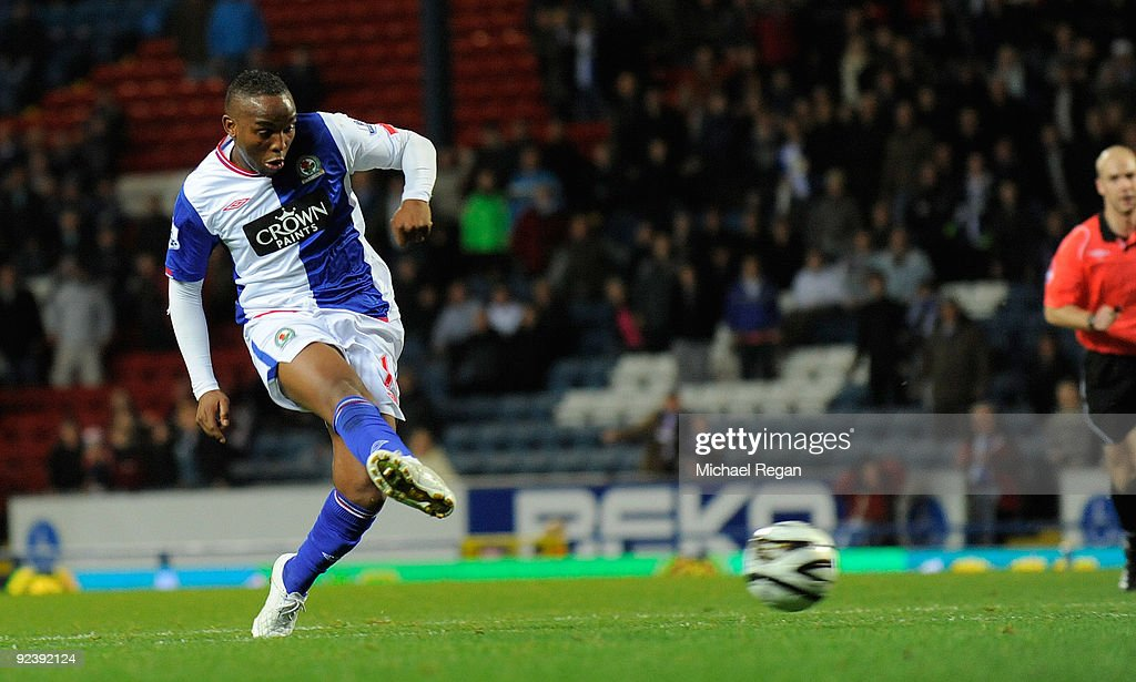 Blackburn Rovers v Peterborough United - Carling Cup 4th Round
