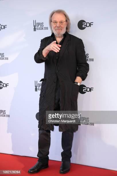 Benny Andersson attends the OPUS Klassik Award at Konzerthaus Am Gendarmenmarkt on October 14 2018 in Berlin Germany