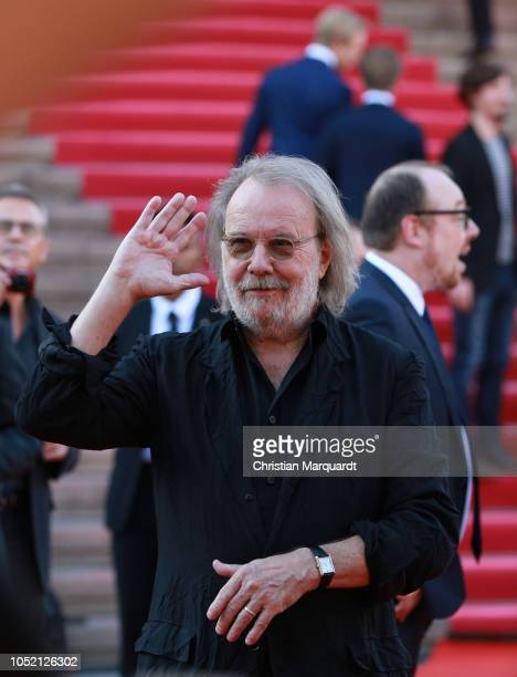 Benny Andersson attends the OPUS Klassik Award at Konzerthaus Am Gendarmenmarkt on October 14, 2018 in Berlin, Germany.