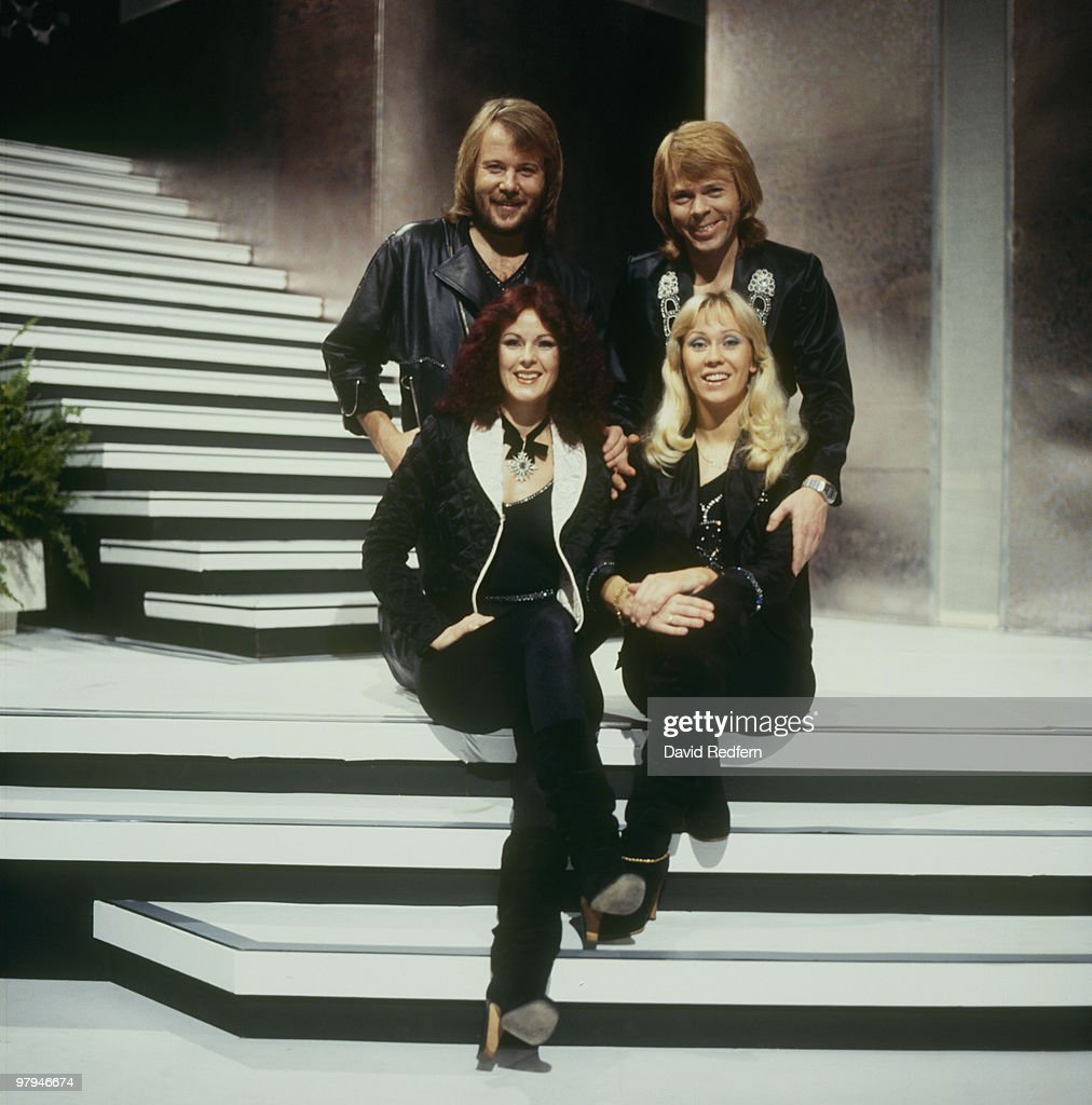 Archive Entertainment On Wire Image: Abba