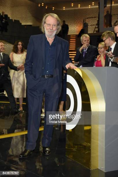 Benny Andersson of the band ABBA attends the Deutscher Radiopreis at Elbphilharmonie on September 7 2017 in Hamburg Germany