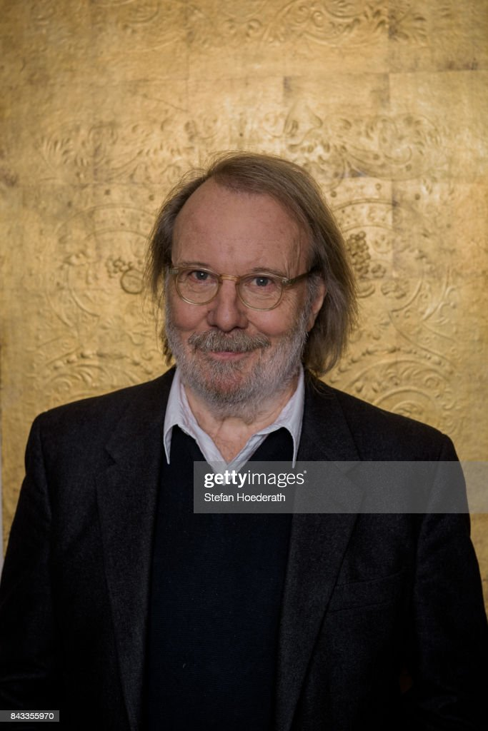 Benny Andersson poses for a photo during Universal Inside 2017 organized by Universal Music Group at Mercedes-Benz Arena on September 6, 2017 in Berlin, Germany.