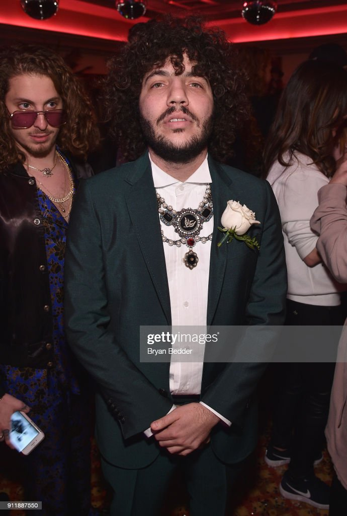 Benny Blanco attends the 60th Annual Grammy Awards after party hosted by Benny Blanco and Diplo with SVEDKA Vodka and Interscope Records on January 29, 2018 in New York City.