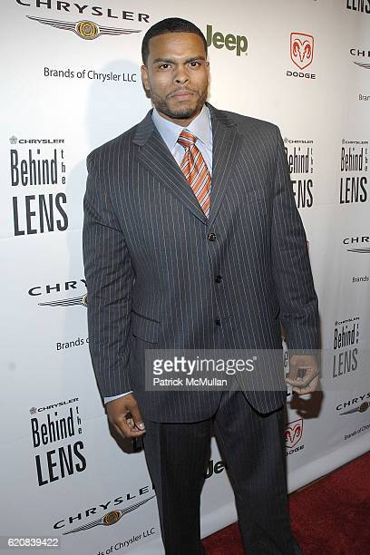 Benny Boom attends Chrysler LLC Presents the 6th Annual Behind The Lens Award Honoring Spike Lee at Beverly Hills on March 26 2008 in Beverly Hills...