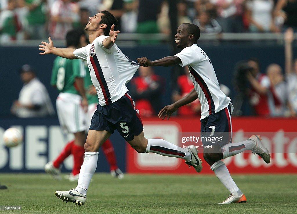 CONCACAF Gold Cup Final: Mexico v USA : News Photo