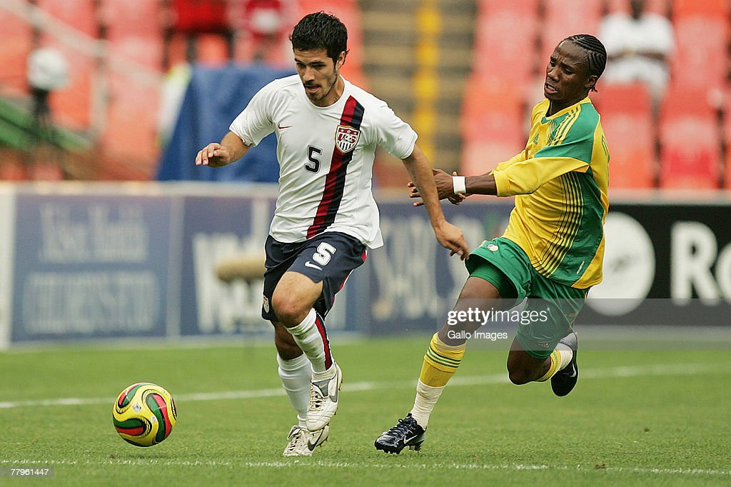 South Africa v USA - International Friendly : News Photo