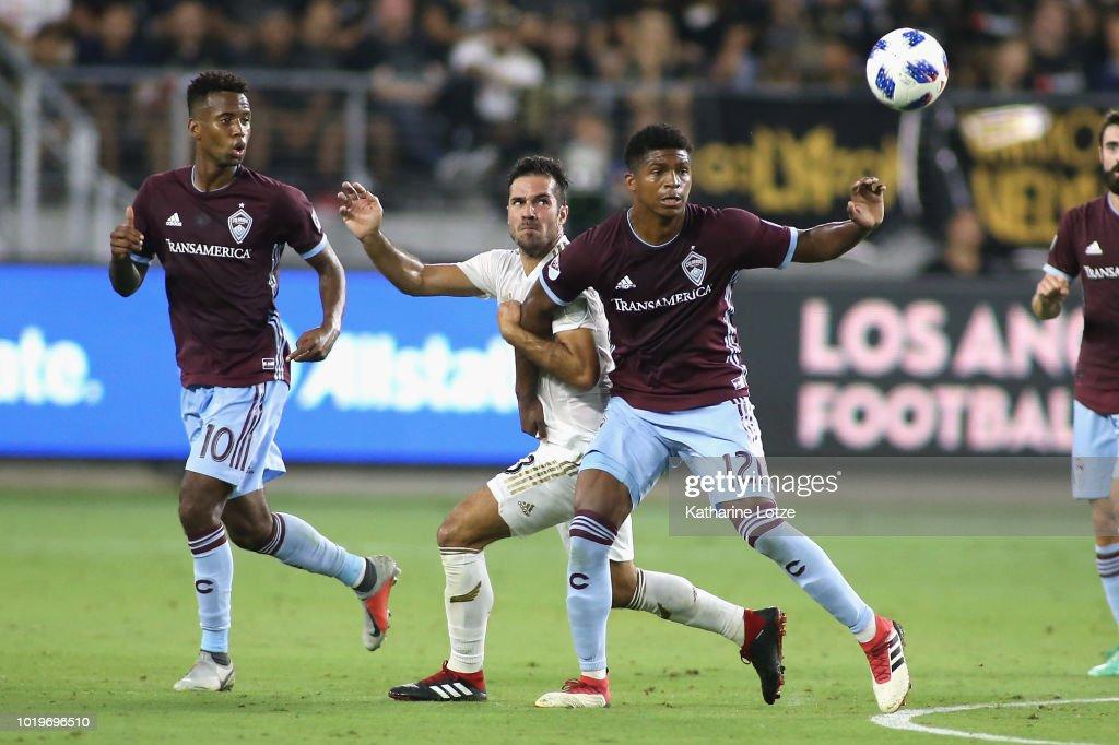 Colorado Rapids v Los Angeles FC : News Photo