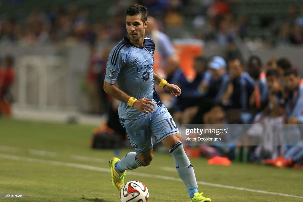 Sporting Kansas City v Chivas USA : News Photo
