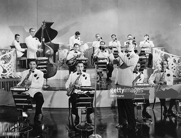Benny Goodman and his orchestra Undated photograph
