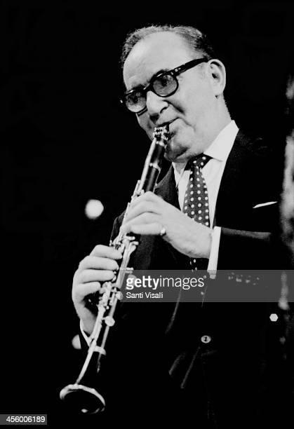 Benny Goodman performing on October 10 1967 in New York New York
