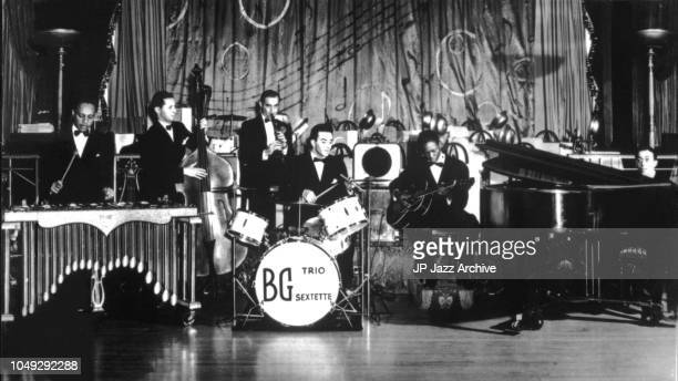 Benny Goodman Sextet 1939 with among others Lionel Hampton and Charlie Christian