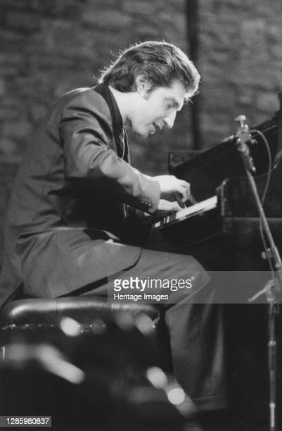 Benny Green Brecon Jazz Festival Brecon Powys Wales 1999 Artist Brian Foskett