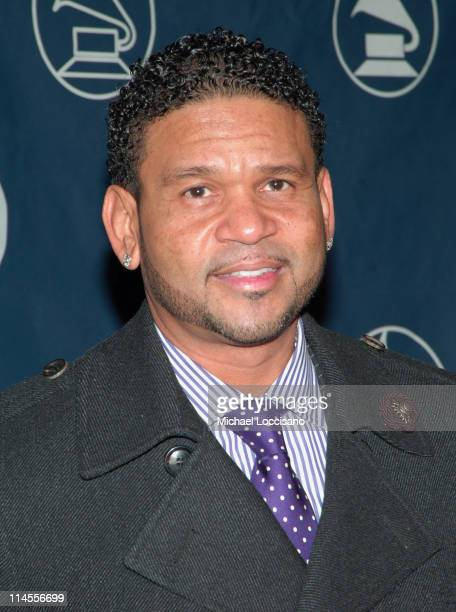 Benny Medina during The Recording Academy Honors 2005, Presented by the NY Chapter of the Recording Academy at Gotham Hall in New York City, New...
