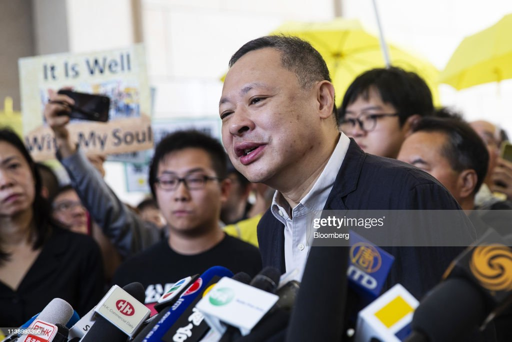 HKG: Hong Kong Occupy Leaders Face Sentencing for Protest Role