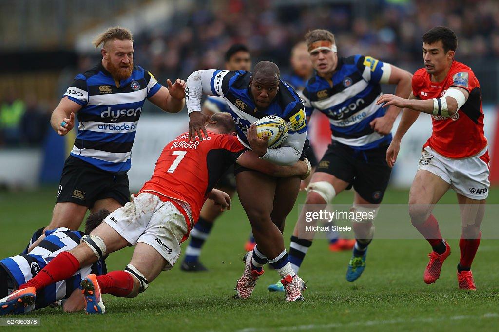 Bath Rugby v Saracens - Aviva Premiership
