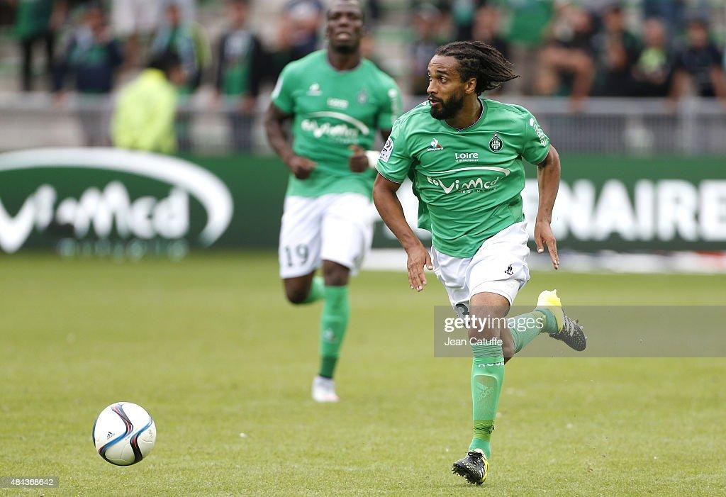 AS Saint-Etienne v FC Girondins de Bordeaux - Ligue 1 : News Photo