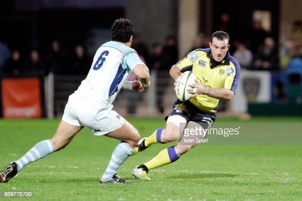 Benoit BABY Clermont Auvergne / Bayonne 12e journee Top 14