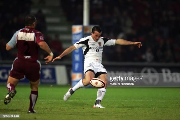 Benoit BABY Toulouse / Bourgoin 13e journee Top 14
