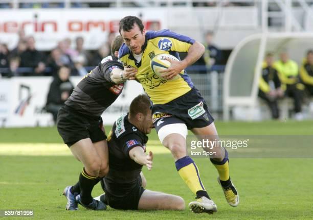 Benoit BABY Clermont Auvergne / Albi 16e journee Top 14