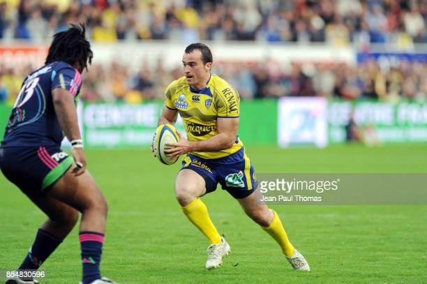 Benoit BABY Clermont Auvergne / Stade Francais 11eme journee de Top14 Stade Marcel Michelin Clermont
