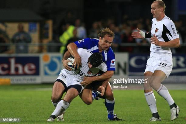 Benoit BABY / Laurent ARBO Montpellier / Toulouse 7e journee TOP 14
