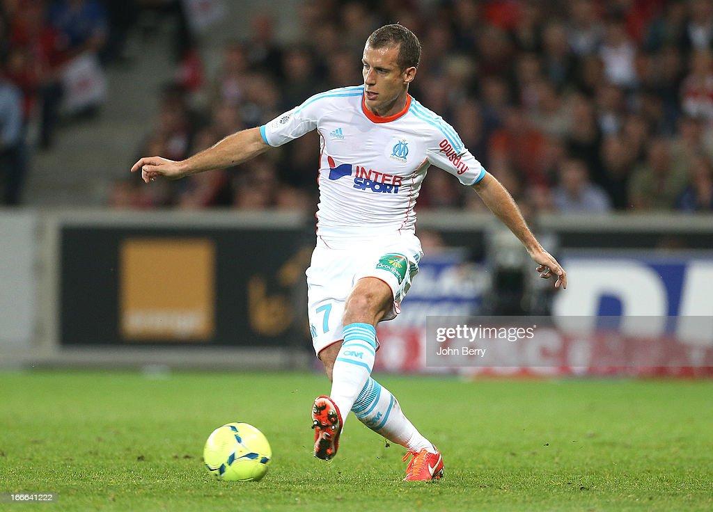 Lille OSC v Olympique de Marseille - Ligue 1 : News Photo