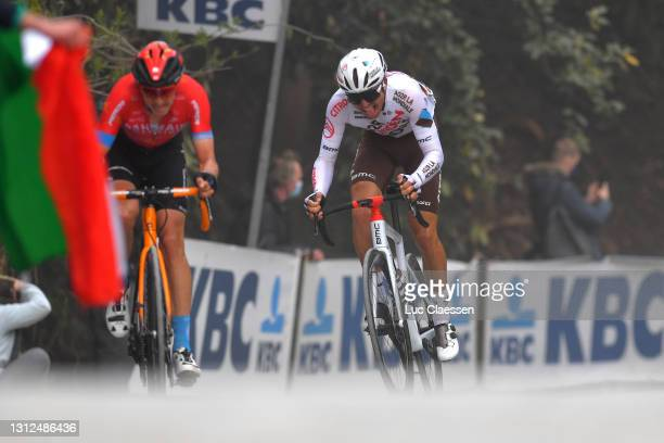 Benoit Cosnefroy of France and AG2R Citröen Team during the 61st De Brabantse Pijl - La Flèche Brabançonne 2021, Men's Elite a 201,7km race from...