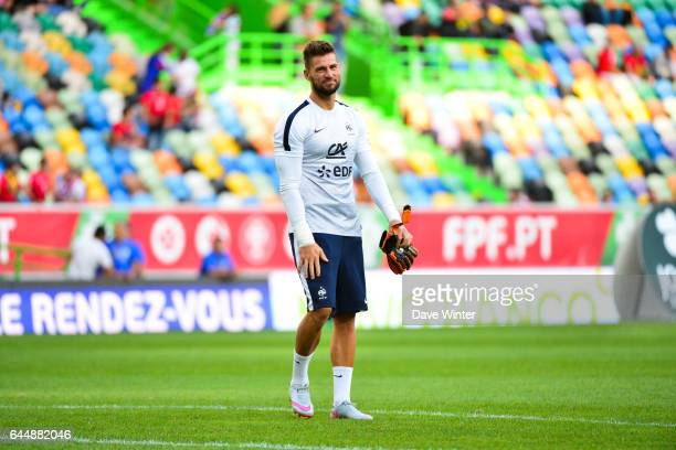 Benoit COSTIL Portugal / France Match Amical Photo Dave Winter / Icon Sport