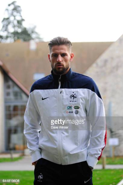 Benoit COSTIL Conference de presse Equipe de France Photo Dave Winter / Icon Sport