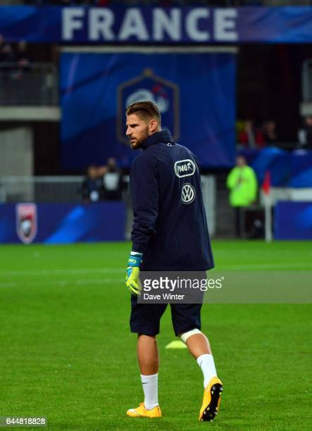 Benoit COSTIL France / Albanie Match amical Rennes Photo Dave Winter / Icon Sport