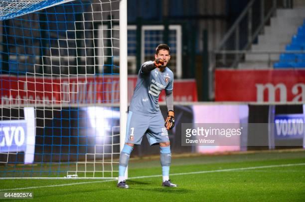 Benoit COSTIL Troyes / Rennes 21eme journee de Ligue 1 Photo Dave Winter / Icon Sport