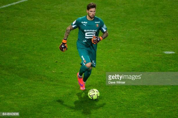Benoit COSTIL Reims / Rennes 37eme journee de Ligue 1 Photo Dave Winter / Icon Sport