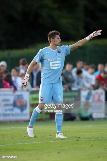 Benoit COSTIL Rennes / Lorient match de preparation Ploermel