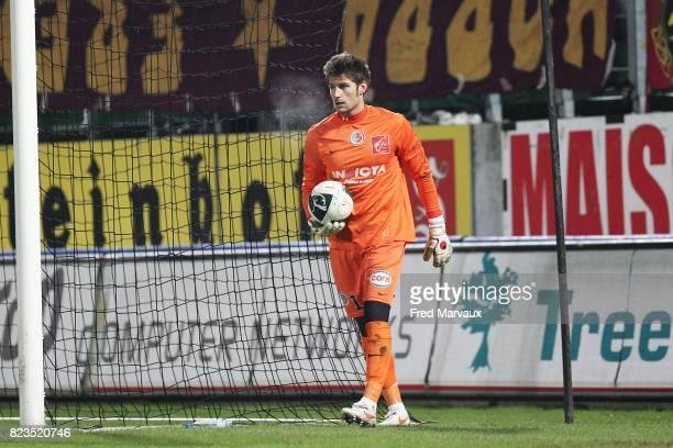 Benoit COSTIL Metz / Sedan 16eme journee de Ligue 2