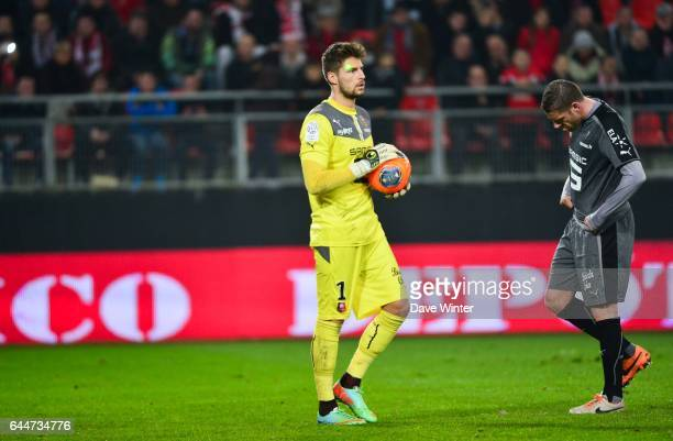 Benoit COSTIL / laser Valenciennes / Rennes 28e journee Ligue 1 Photo Dave Winter / Icon Sport