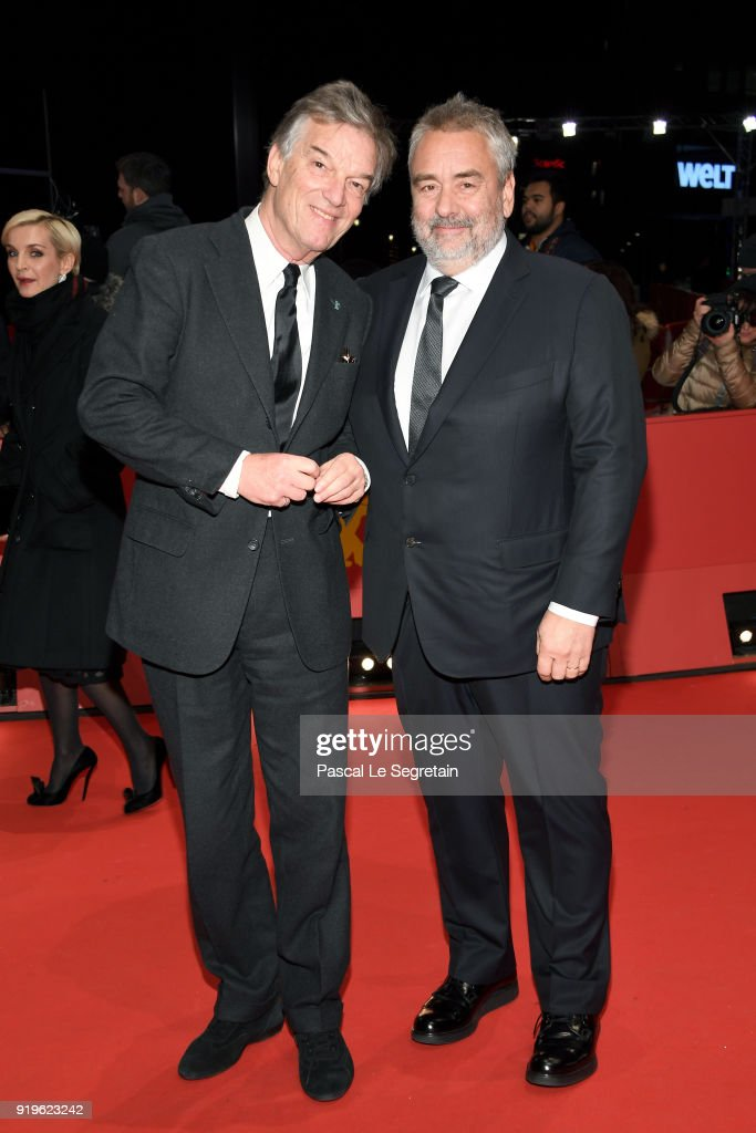 'Eva' Premiere - 68th Berlinale International Film Festival