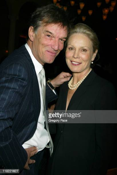 Benoit Jacquot director and Marthe Keller during Catherine Deneuve and The French Institute Alliance Francaise Host La Nuit Des Etoiles a French Film...