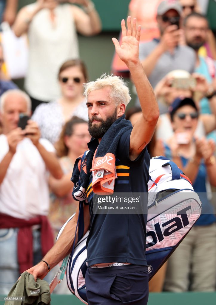 2018 French Open - Day Two : ニュース写真