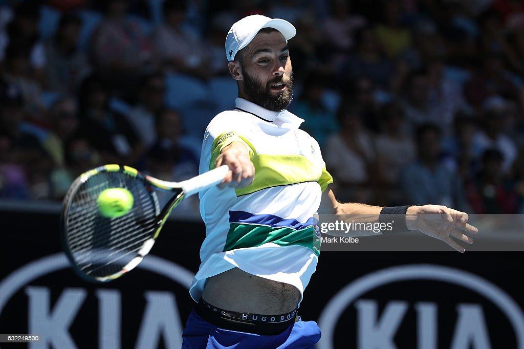 2017 Australian Open - Day 6 : News Photo
