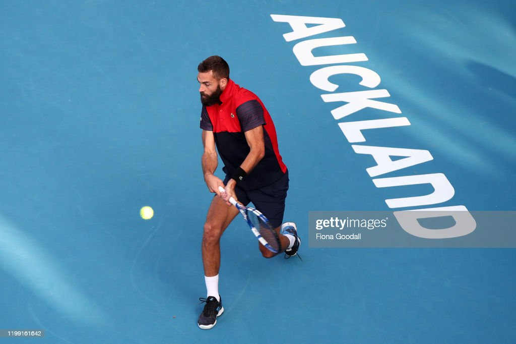 2020 Men's ASB Classic - Day 1 : News Photo