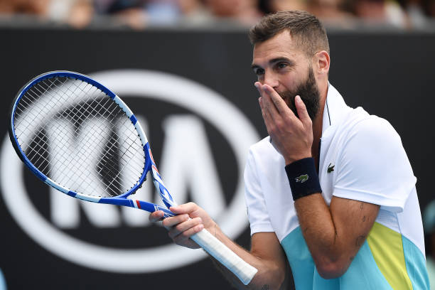 ATP PUNE 2020 Benoit-paire-of-france-reacts-during-his-mens-singles-second-round-picture-id1201104171?k=6&m=1201104171&s=612x612&w=0&h=nzSa82P_jXxZuZI9y0XNOdw-zLJEUdqnmb9v6Z2d5Ng=