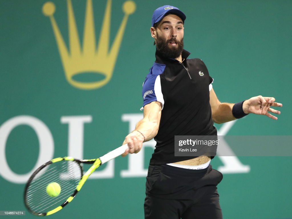 2018 Rolex Shanghai Masters - Previews : News Photo