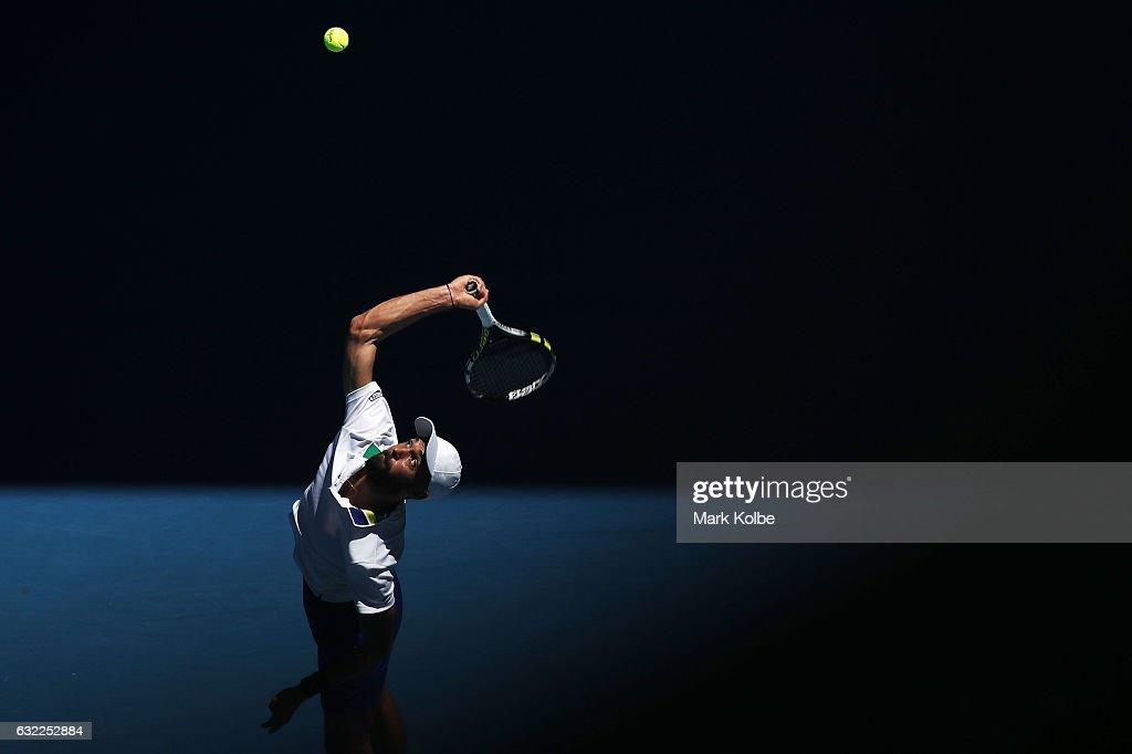 2017 Australian Open - Day 6