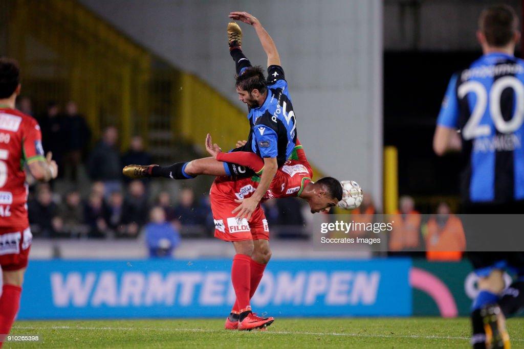 Club Brugge v KV Oostende - Jupiler Pro League